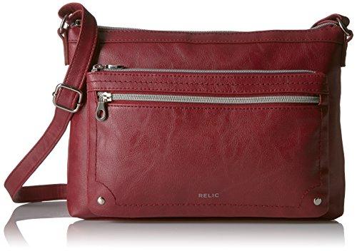 Relic Evie Crossbody Handbag, Baked Apple
