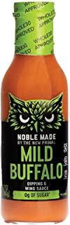 The New Primal, Dipping Wing Sauce Mild Buffalo, 12 Ounce