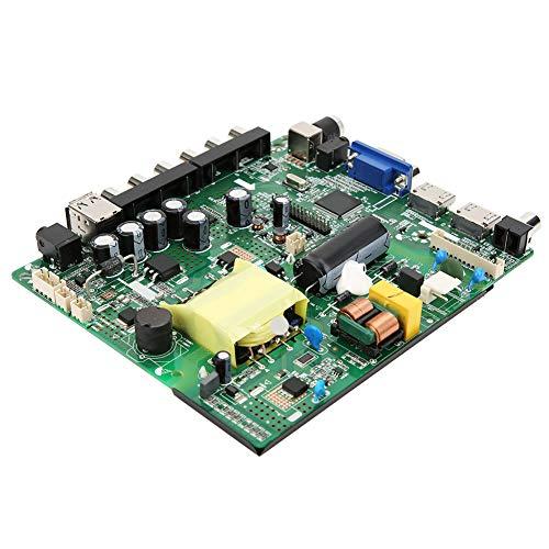 Placa de control de placa base, placa silenciosa de estabilidad de corriente constante incorporada Placa silenciosa Ender para SKR.801 para Tp.V56.Pb726 TP.V56.PB726