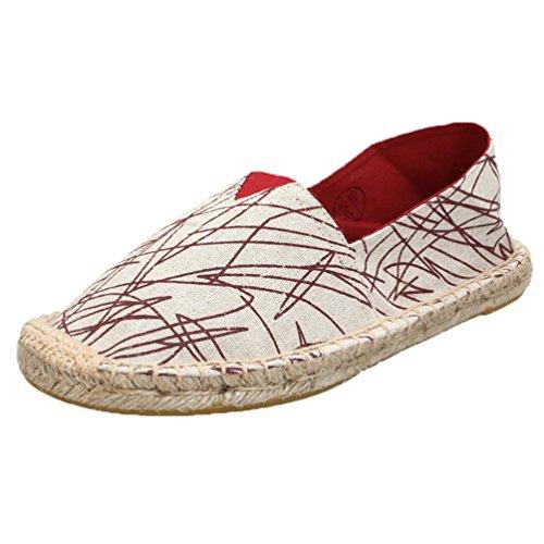 Lvguang Zapatos de Casual de los Hombres Zapatos Mocasines Zapatos de Mocasines de Conducción de Zapatos Estilo10, Asia 43 (265cm)