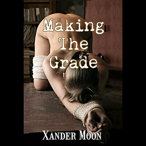 Making the Grade audiobook cover art