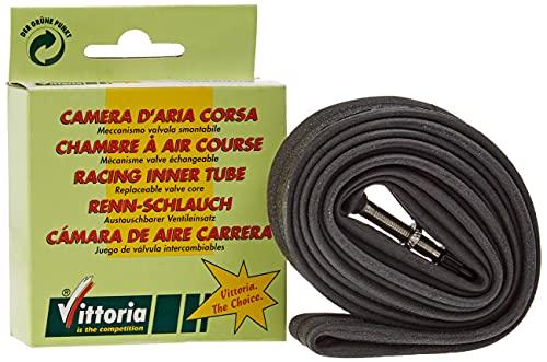 Vittoria 650 X 19-23 PV/Ultralite Road Tube, 51mm, White