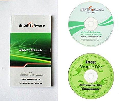 Discos de Grafito de Software de Cortador de Vinilo, de Corte, Modelo 2009 Artcut: Amazon.es: Electrónica