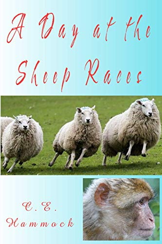 A Day at the Sheep Races: A Sheepy and Bunny Story (English Edition)