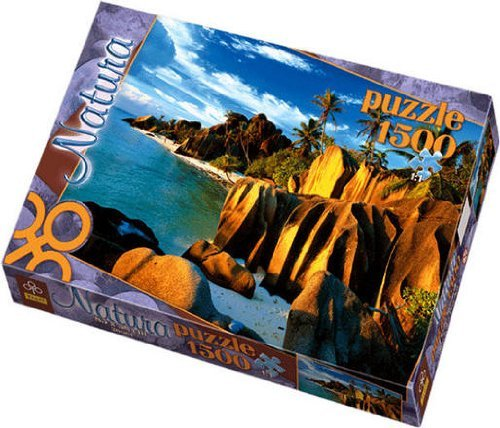 Puzzles  seychelles