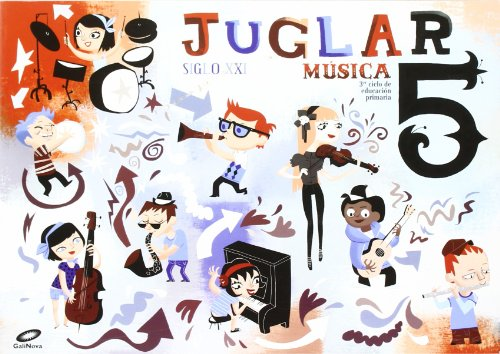 Proyecto Juglar Siglo XXI. Música. EP 5