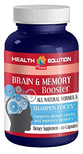 L carnitine Liquid - Brain and Memory Booster - Improve Your Memory (1 Bottle)