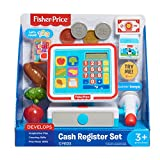 Fisher Price 93515 Cash Register, Blue, Small