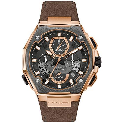 Bulova Reloj de vestir (Modelo: 98B356)