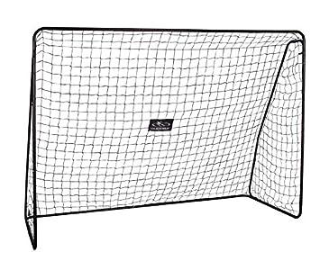 Hudora Match XXL - Portería (300 x 205 x 120 cm, 32 mm)
