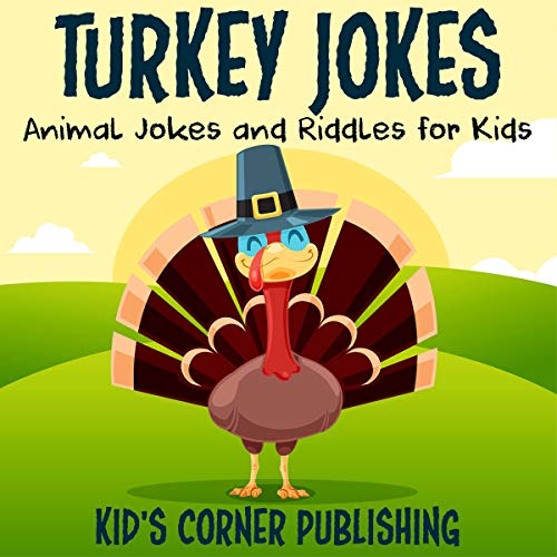 Turkey Jokes audiobook cover art