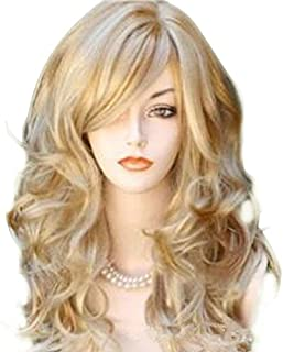 Best curly blonde hot Reviews