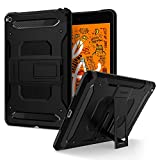 Spigen Tough Armor Tech Works with iPad Mini 5 7.9 inch 2019 Case - Black