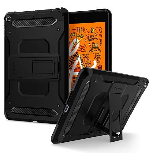 Spigen Tough Armor TECH Designed for iPad Mini 5 case (2019) - Black