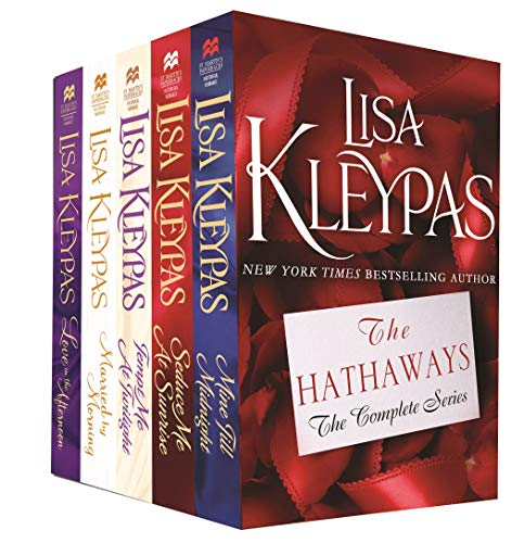 The Hathaways Complete Series: Mine Till Midnight, Seduce Me at Sunrise, Tempt Me at Twilight, Married by Morning, and Love in the Afternoon (English Edition)