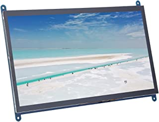 【Christmas Revels】 HDMI 1024X600 Screen Display, Multifunctional Capacitive Display Screen for Raspberry Pi