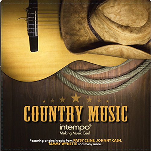 INTEMPO EE2284 Country Music LP Vinyl Record, Remasterd, 12