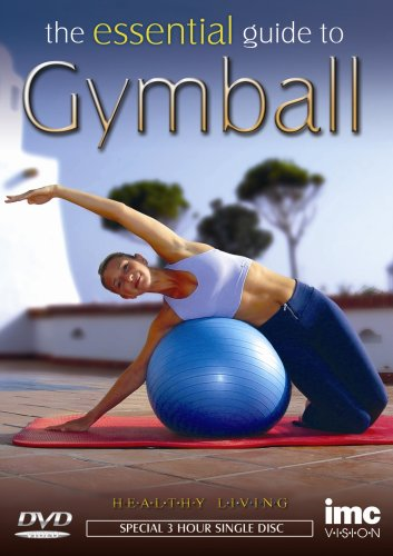 Gymball (Gym Ball) Workout - The Essential 3 Hour Guide to - Healthy Living Series [Reino Unido] [DVD]