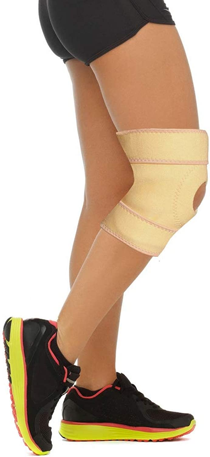 PU Health Breathable Compression Knee Therapy Support Sleeve for Running Relieves Meniscus Arthritis Pain (Pack of 12)