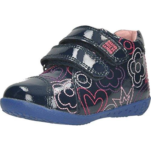 Zapatos de cordones para ni�a, color Azul , marca AGATHA RUIZ DE...