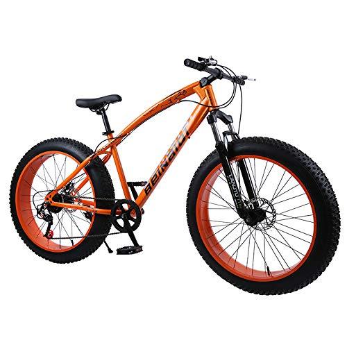 QJ Frenos para Bicicleta Estudiantes Masculinos Y Femeninos Carretera Velocidad Doble Choque...