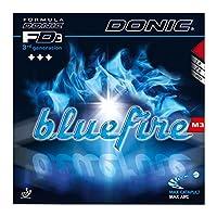 DONIC(ドニック) 卓球 ブルーファイア M3 裏ソフトラバー レッド 2.0 AL065
