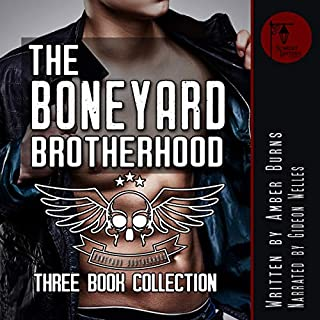 The Boneyard Brotherhood Three Book Collection cover art