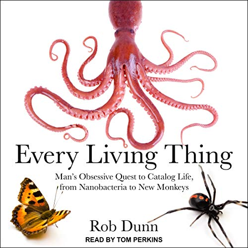 Every Living Thing cover art