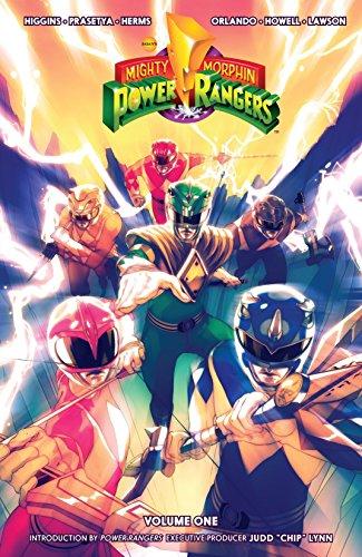 Mighty Morphin Power Rangers Vol. 1 (English Edition)