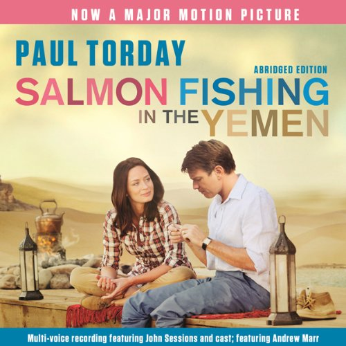 Salmon Fishing in the Yemen cover art