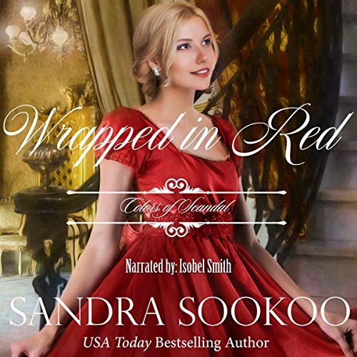 Wrapped in Red Titelbild