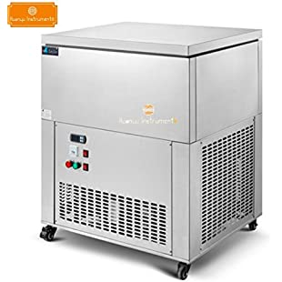 Huanyu LJM190-9 Commercial ice-Cream Brick Snow ice Icicle Maker Making Machine with 9 Barrels (110V)