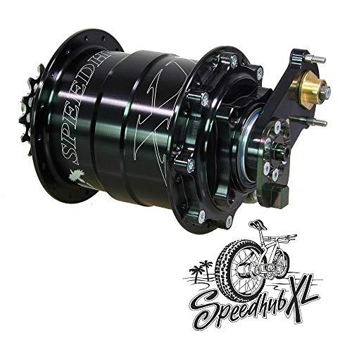 Rohloff Speedhub X-Large #8027ZXL OEM2 CC DB 170 Fatbike Hub 32H Black