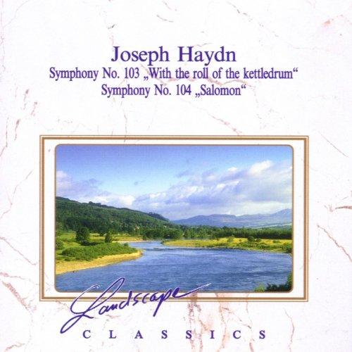 Joseph Haydn: Sinfonie Nr. 103, Es-Dur - Sinfonie Nr. 104, D-Dur