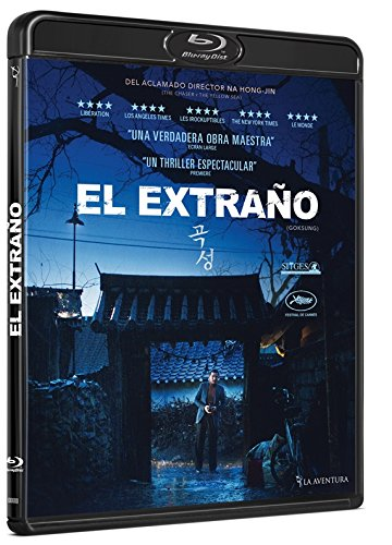 El Extraño (Goksung) Blu-Ray [Blu-ray]