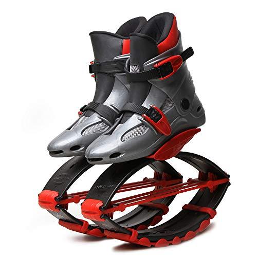 SMLJJHW Känguru-Schuhe, Erwachsene Bounce Schuhe, Fitness Bounce Ausrüstung, Vakuum Bounce Schuhe, für Fitness/Outdoor-Spiel/Basketball-Spiele