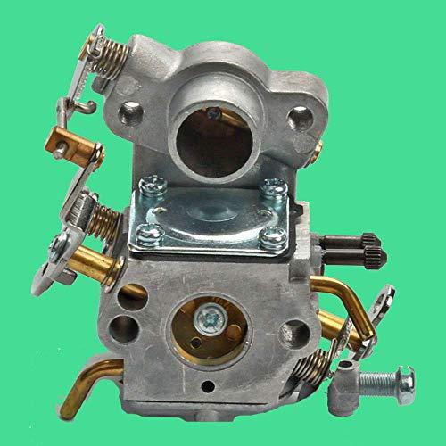 Piezas de repuesto de carburador para motosierra de carburador Huq para Poulan Craftsman Zama C1M-W26C 545070601 545040701 53003 Kit de juntas