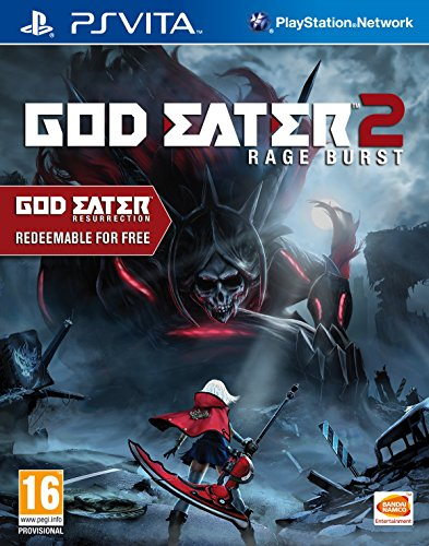 God Eater 2, Rage Burst + God Eater, Resurrection PS Vita