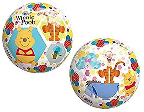 John 50699 - Vinyl-Spielball Winnie The Pooh, 230 mm
