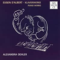 D'albert: Piano Works