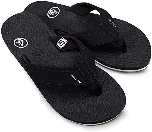Volcom New School SNDL Teenslippers voor heren