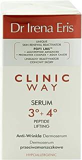 Dr Irena Eris Clinic Way 3 Plus 4 Peptide Lifting Serum, 30 ml
