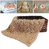M&G House Newborn Wrap Baby Photography Wool Wrap...