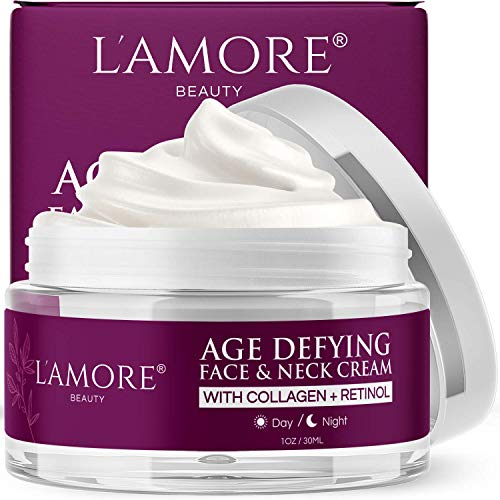 L'amore Beauty Collagen Retinol Cream (30mL) Review