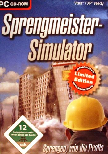 Sprengmeister Simulator - Limited Edition