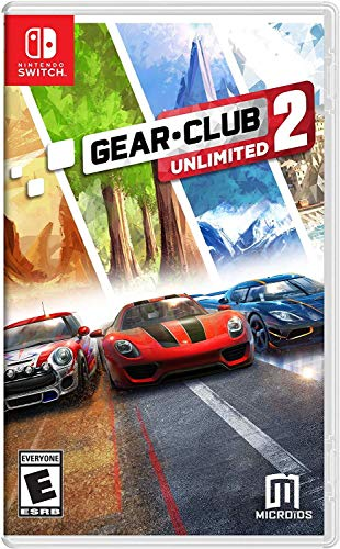 Gear Club Unlimited 2 (NSW) - Nintendo Switch