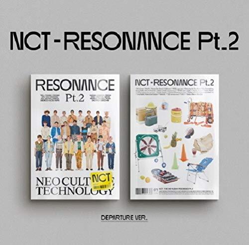 SM Entertainment NCT - The 2nd Album RESONANCE Pt.2 [Departure ver.] Album + Poster + Cartes Photos supplémentaires |