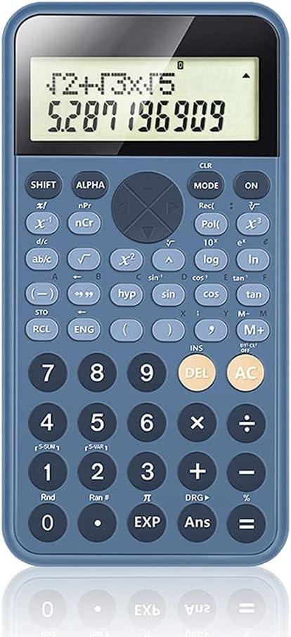 Portable half Multi-Functional Scientific Calculator Line Disp 2 It is very popular with