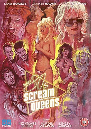 The Best of 80's Scream Queens (2 DISCS) [DVD]