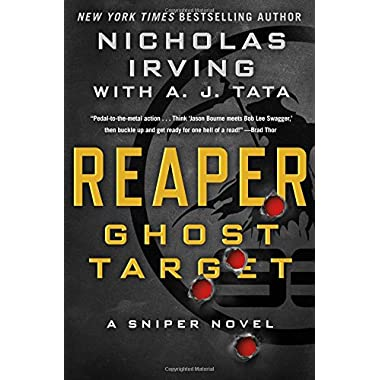 Reaper: Ghost Target: A Sniper Novel (The Reaper Series)